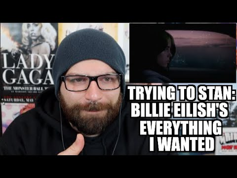 TTS: EVERYTHING I WANTED BREAKDOWN & REVIEW! (BILLIE EILISH MUISC VIDEO)