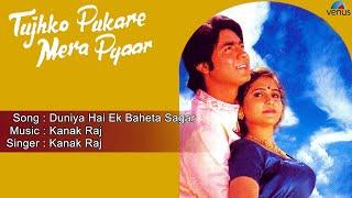 Tujhko Pukare Mera Pyaar : Duniya Hai Ek Baheta Sagar Full Audio Song   Anil Nagrath  