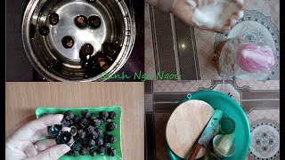 ソープナッツ、豆シャンプーフィルタータイプの動画