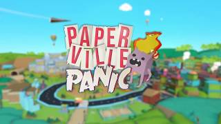 Paperville Panic VR Zanyiness