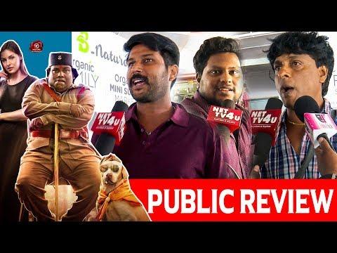 Gurkha Movie  Public Review | Yogi Babu, Anandraj, Elyssa Erhardt | Raj Aryan | Sam Anton