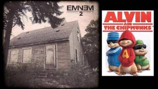 Brainless   @Eminem #themarshallmatherslp2 Alivin' & The Chipmunks