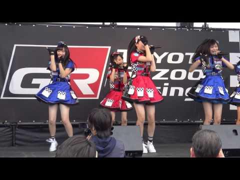【4K】20160528 AKB48 Team8 GAZOO Racing PARK in SF岡山 1回目