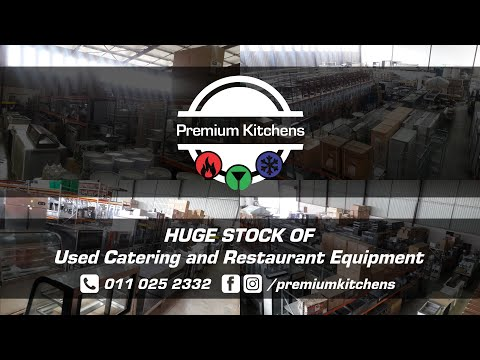 , title : 'Premium Kitchens BUYS AND SELLS Quality Second Hand Catering Equipment