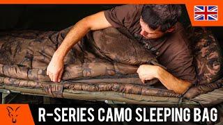 ***CARP FISHING TV*** R-Series Camo Sleeping Bags