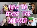SCIENCE REVISION TIPS AND TRICKS!