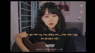 [Mashup] THÁNG NĂM (Soobin) x SÀI GÒN HÔM NAY MƯA (Hoàng Duyên ft. Jsol)   NGÔ LAN HƯƠNG