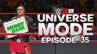 WWE 2K19 | Universe Mode -