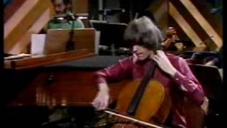 Variations by Andrew Lloyd Webber played by Julian Lloyd Webber
