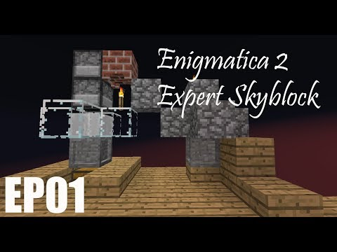 Download Enigmatica 2 Expert Skyblock Video 3GP Mp4 FLV HD
