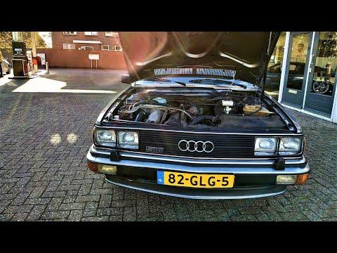 Audi 5000s or 200 turbo 1982  Review & TestDrive