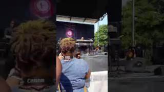 Stevie Wonder Pop Up Concert DC- Part 1