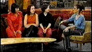 Sleater Kinney   Interview   Trackers