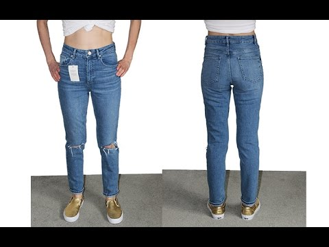 Asos Mom Jeans Review