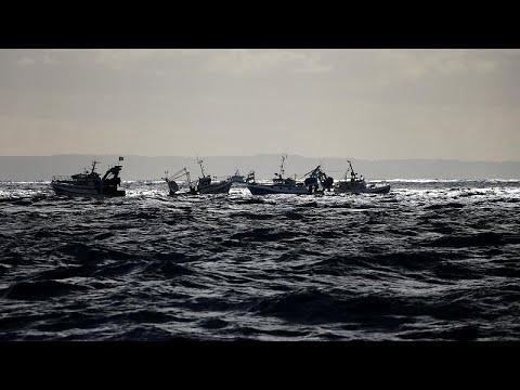 Το τελευταίο επεισόδιο στη διαμάχη Γάλλων και Βρετανών ψαράδων…