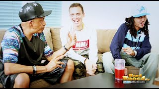 Logic Breaks Down Gang Related Lyrics, Stories, Production w/, Dad, Brother + 6ix