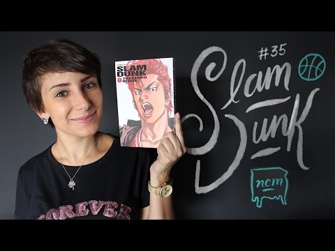 #35 SLAM DUNK | NO CRIADO-MUDO