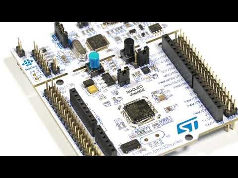 Space Invaders - STM32F103 Nucleo - смотреть онлайн на Hah Life