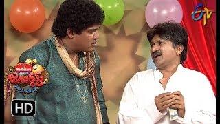 Rocket Raghava Performance | Jabardasth |  24th  May 2018 | ETV  Telugu