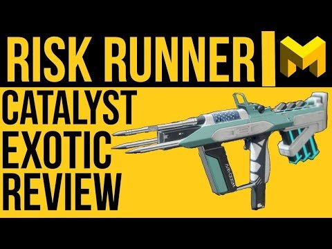 WTF Is This RiskRunner Catalyst and how to get it: Destiny 2 Shadowkeep