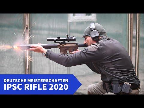 ipsc: Deutsche Meisterschaften IPSC Rifle 2020: Exklusiver Wettkampfbericht mit Action-Video