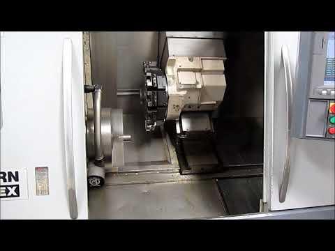 Okuma Space Turn Model LB4000EX - MY C1500 CNC Turning