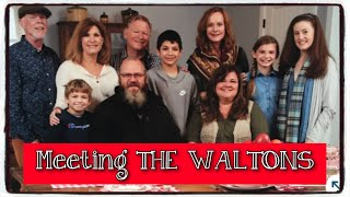 GRAND OPENING John & Olivia's Bed & Breakfast Inn with THE WALTONS Actors