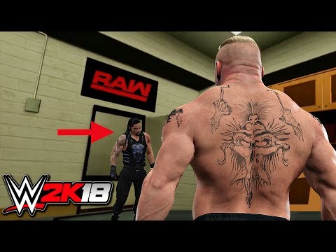 Top 10 Cutscenes They Should bring back in WWE 2K18!