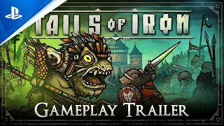 Tails of Iron - Gameplay Trailer   PS5, PS4