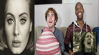 Adele - Hello - Music Video (Emotional Reaction/Review!)