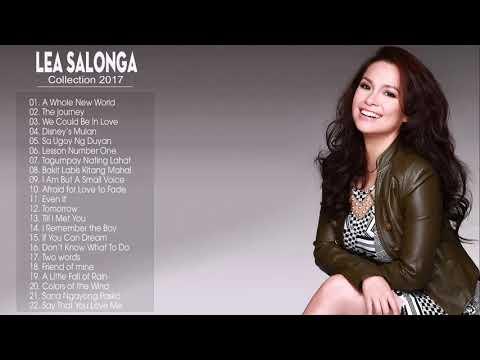 OPM Song Medley -- Lea Salonga & Ogie Alcasid - смотреть