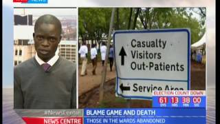 More people die as the Nurses' strike continues