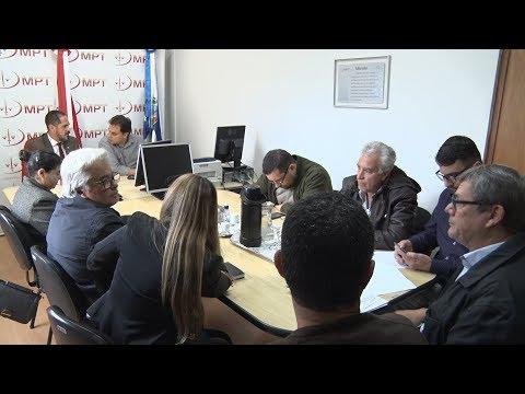 Em Friburgo, audiência discute denúncia de irregularidades em obra de encosta