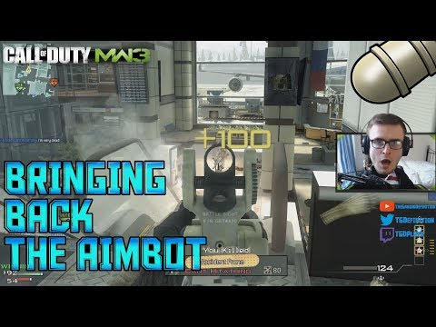 BRINGING AIMBOT AIM BACK TO MW3? - Many, Many Moabs