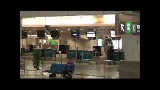 Airport Chronicles/Kowloon Station Check-in Facility