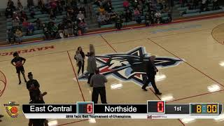 TOC Game 2: Northside vs. East Central 12/6/18