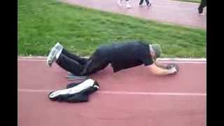 Doing Abs Girlie Style