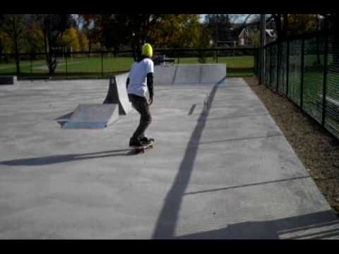 Warren Skatepark Edit