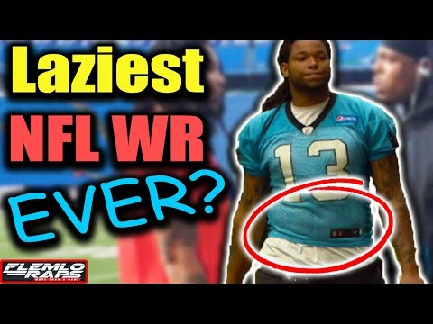 Download What Happened to Kelvin Benjamin? (Laziest NFL WR Ever?) HD Mp4 3GP Video and MP3