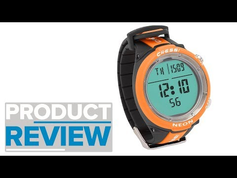 Cressi Neon Dive Computer Review
