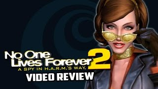 No One Lives Forever 2: A Spy In HARM's Way Game Review
