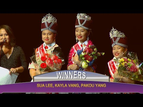 3 HMONG NEWS: Winners of the Little Hmong International Prince & Princess competition.