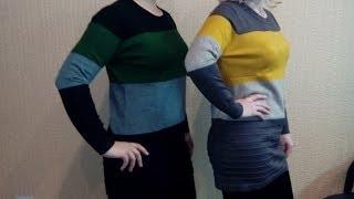 платья туники  с AliExpress