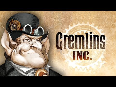Gremlins, Inc. - official trailer - introducing the game [EN/DE/FR/RU/ES subs] thumbnail