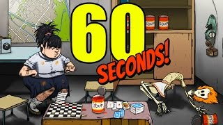 DEATH AND INSANITY | 60 Seconds #5