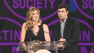 Kyle Chandler et Connie Britton - Texas Star Awards