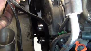 Serpentine Belt Replacement Saturn Vue