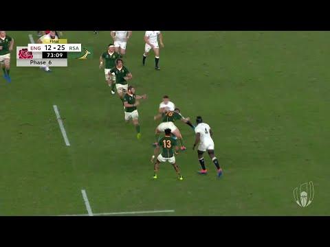 Rugby Wêreldbeker, 2 November 2019