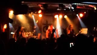 Freedom Call - 4. Tears of Taragon - Live @Kubana, Siegburg (D), 08.03.2014