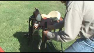 How to rig Your Saddle Latigos and Off-side Billets